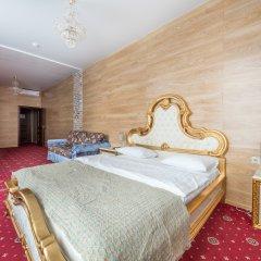 Гостиница Гранд Белорусская 4* Номер Делюкс двуспальная кровать фото 2