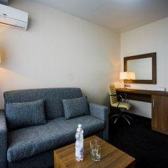 Гостиничный Комплекс Жемчужина 4* Номер Делюкс Комфорт разные типы кроватей фото 3