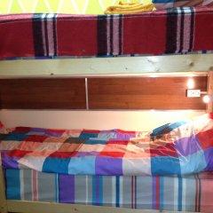Hostel Cherdak Кровать в общем номере