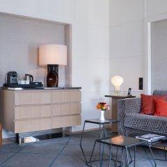 Отель Hôtel Opéra Richepanse 4* Люкс с различными типами кроватей фото 3