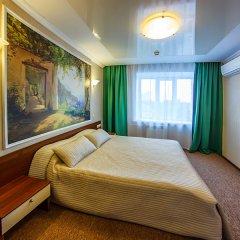 Гостиница Аврора 3* Стандартный номер с двумя спальнями с разными типами кроватей фото 9