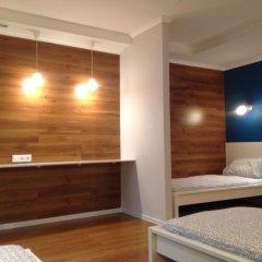 Hostel Nochleg Кровать в общем номере с двухъярусной кроватью фото 7