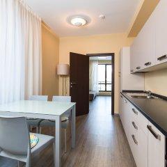 Апарт-Отель Skypark Апартаменты с разными типами кроватей фото 15