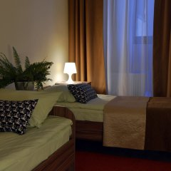 Гостиница Вояж Номер категории Эконом с различными типами кроватей фото 8