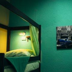 Хостел Найс Рязань Кровать в мужском общем номере с двухъярусной кроватью фото 4