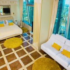 Гостиница Империя Сити 4* Люкс с различными типами кроватей фото 4