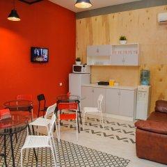 Хостел Prosto на Липецкой Волгоград комната для гостей