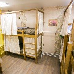 Хостел Рус - Иркутск Кровать в мужском общем номере с двухъярусной кроватью фото 3
