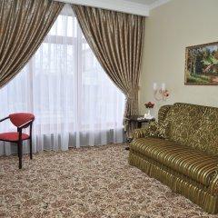 Гостиница SLAVA комната для гостей фото 4
