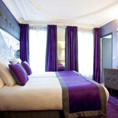 Отель Best Western Nouvel Orleans Montparnasse 4* Стандартный номер фото 10