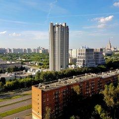 Апартаменты Dimira Проспект Вернадского балкон