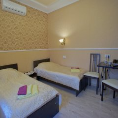 Гостиница JOY Номер Эконом разные типы кроватей (общая ванная комната) фото 22