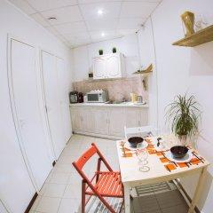 Хостел ULA Кровать в общем номере с двухъярусной кроватью фото 9