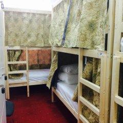 Centeral Hotel & Hostel Кровать в общем номере фото 16