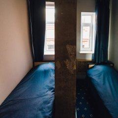 Хостел Fabrika Moscow Номер Эконом с разными типами кроватей (общая ванная комната) фото 9