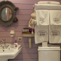 Мини-отель Грандъ Сова Номер Комфорт с различными типами кроватей фото 8