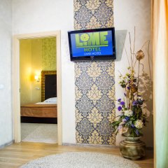 Гостиница Лайм 3* Люкс с разными типами кроватей фото 7