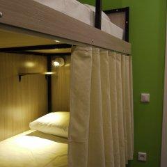 Хостел Кроличья Нора Кровать в мужском общем номере с двухъярусными кроватями фото 5