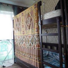 Hostel Morskoy Кровать в общем номере