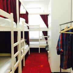 Centeral Hotel & Hostel Кровать в женском общем номере фото 5