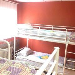 Гостиница Вернисаж Номер Эконом с разными типами кроватей (общая ванная комната) фото 25