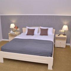 Гостиница Ajur 3* Апартаменты разные типы кроватей фото 7