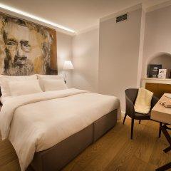 Отель Design Neruda 4* Стандартный номер с различными типами кроватей
