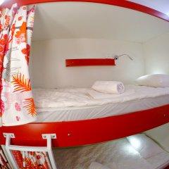 Гостиница HQ Hostelberry Кровать в общем номере двухъярусные кровати фото 32