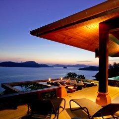Sri Panwa Phuket Luxury Pool Villa Hotel 5* Улучшенная вилла с различными типами кроватей фото 16