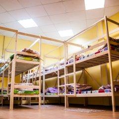 Хостел Sleep&Go Кровать в общем номере с двухъярусной кроватью фото 8