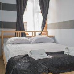 Мини-Отель Компас Номер с общей ванной комнатой с различными типами кроватей (общая ванная комната) фото 22