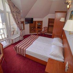 Парк-отель ДжазЛоо 3* Стандартный номер с двуспальной кроватью фото 14