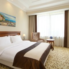 Гостиница Звёздный WELNESS & SPA Стандартный номер с различными типами кроватей фото 5