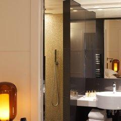 Отель Hôtel Opéra Richepanse 4* Улучшенный номер с различными типами кроватей фото 2