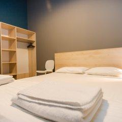 Хостел Inwood Номер с общей ванной комнатой с различными типами кроватей (общая ванная комната) фото 5