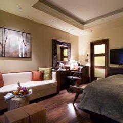 Лотте Отель Москва 5* Полулюкс разные типы кроватей фото 7