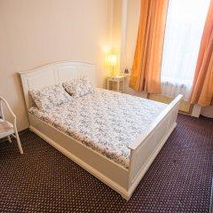 Гостиница Гермес 3* Улучшенный номер двуспальная кровать фото 4