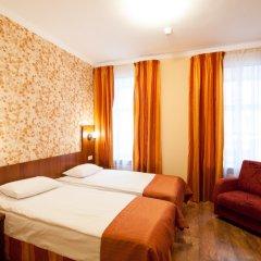 Гостиница Династия 3* Стандартный номер разные типы кроватей