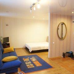 Апартаменты Кредо Володарского 19 Апартаменты с различными типами кроватей