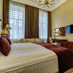 Гостиница Akyan Saint Petersburg 4* Номер Делюкс с различными типами кроватей фото 2
