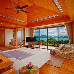Sri Panwa Phuket Luxury Pool Villa Hotel 5* Вилла с различными типами кроватей фото 18