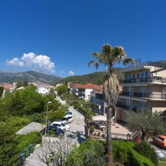 Отель Апарт-Отель D&D Apartments Tivat Черногория, Тиват - 4 отзыва об отеле, цены и фото номеров - забронировать отель Апарт-Отель D&D Apartments Tivat онлайн балкон