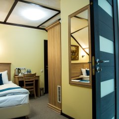 Гостиница Кауфман 3* Люкс с различными типами кроватей фото 9