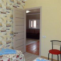 Гостевой Дом Золотая Рыбка Стандартный номер с различными типами кроватей фото 35