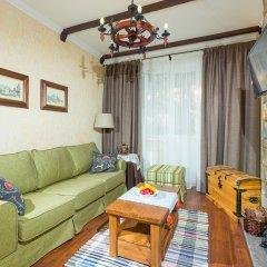 Гостиница Три Мушкетера 2* Люкс с разными типами кроватей фото 13