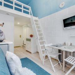 Апартаменты Sokroma Глобус Aparts Студия с различными типами кроватей фото 6
