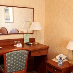 Гостиница Бега 3* Стандартный номер с двуспальной кроватью фото 3