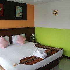 Green Harbor Patong Hotel 2* Стандартный номер разные типы кроватей фото 31