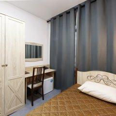 Мини-Отель Новотех Стандартный номер с различными типами кроватей фото 40