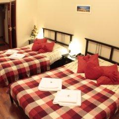 Мини-отель Мансарда Стандартный номер с разными типами кроватей (общая ванная комната) фото 8